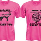 Kids Animals Voice T-Shirt
