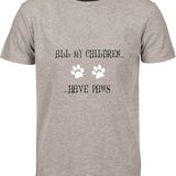 All My Children T-Shirt Option 2 Round Neck