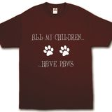 All My Children T-Shirt S - XXXL Round Neck 2