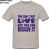 Buy Love T-Shirt Option 2 Round Neck
