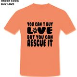Buy Love T-Shirt Option 4 Round Neck