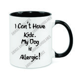 Mug Allergic (11oz.)